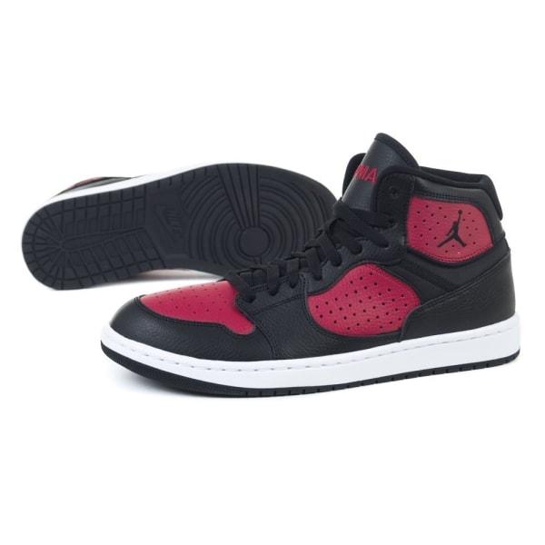 Nike Jordan Access Svarta,Röda 43