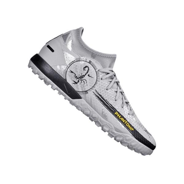 Nike Phantom GT Academy DF SE TF Gråa,Silver 41