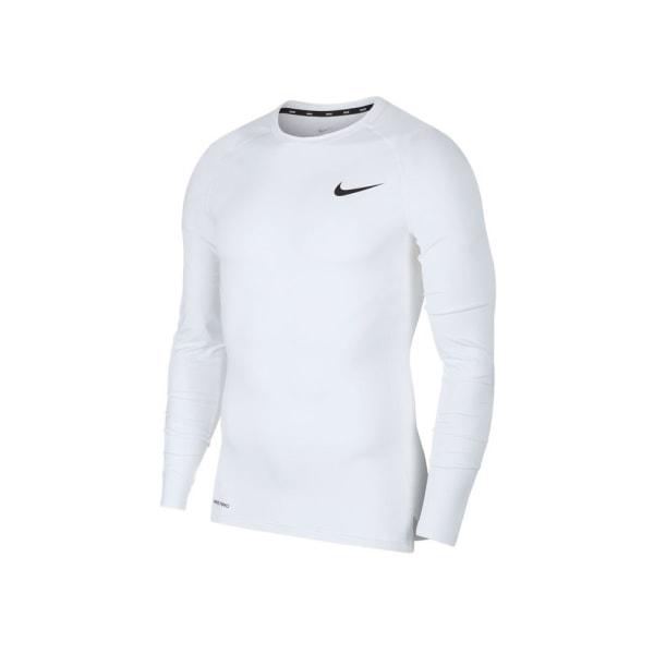 Nike Pro Top Compression Crew Vit 193 - 197 cm/XXL