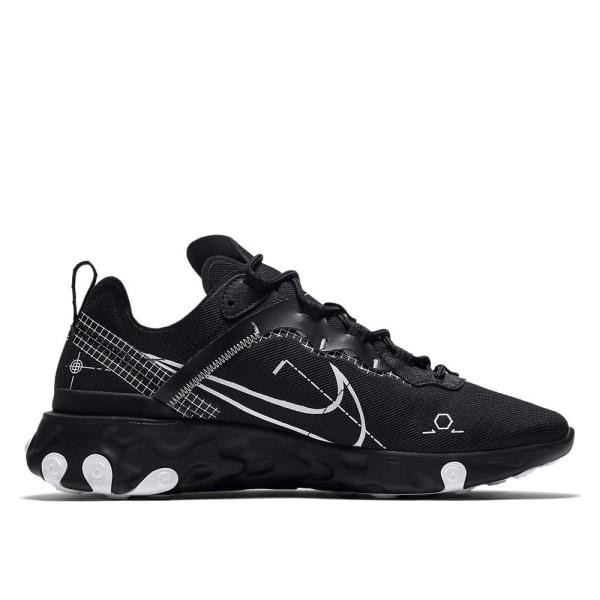 Nike React Element 55 Svarta 43