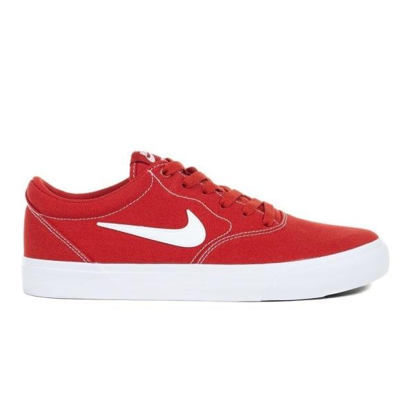 Nike SB Charge Cnvs Röda 47.5