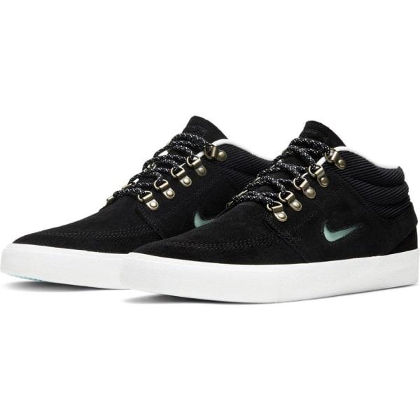 Nike SB Zoom Stefan Janoski Mid Premium Svarta 42