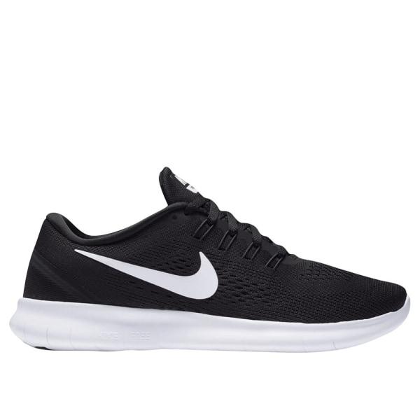 Nike Wmns Free RN Svarta,Vit 35.5