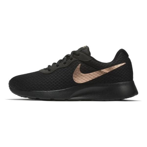 Nike Wmns Tanjun Svarta 40.5