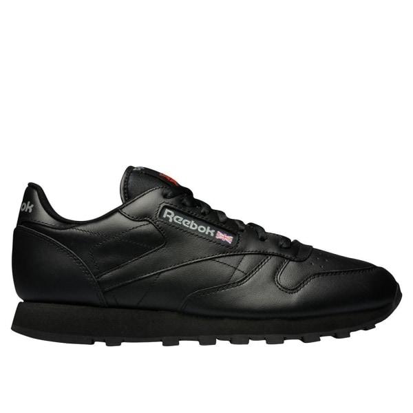 Reebok Classic Leather Svarta,Gråa 36