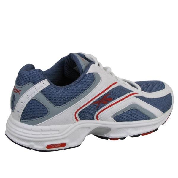 Reebok Pace Runner II Vit,Blå 36