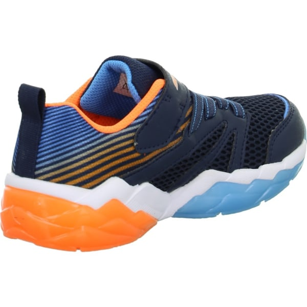 Skechers Rapid Flash Grenade,Blå,Orange 35