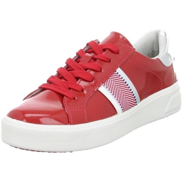 Tamaris Sneaker Röda,Körsbär 39
