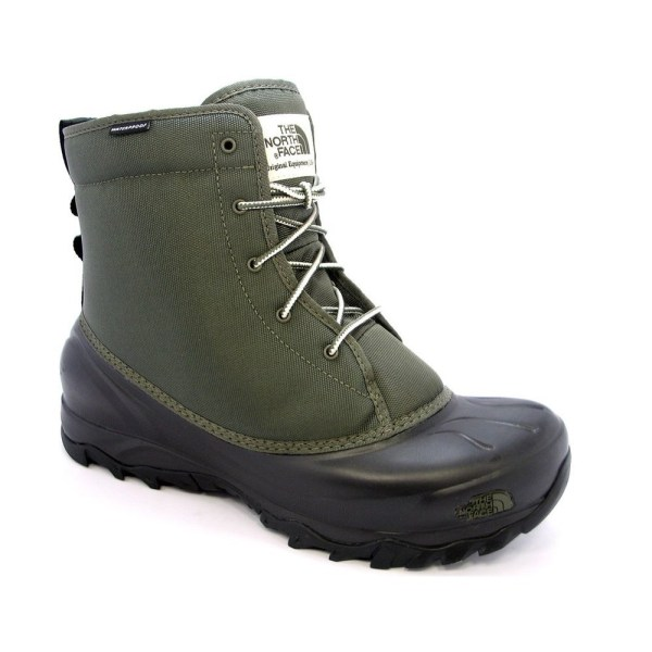 The North Face Tsumoru Boots Svarta,Gröna 41