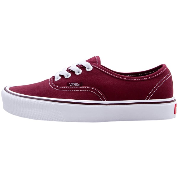 Vans Authentic Lite Rödbrunt 35