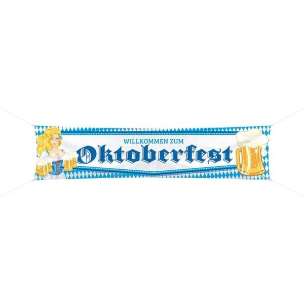 Streetbanner Oktoberfest