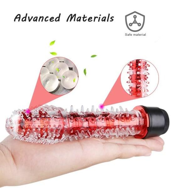 Jelly G-Spot Vibrator