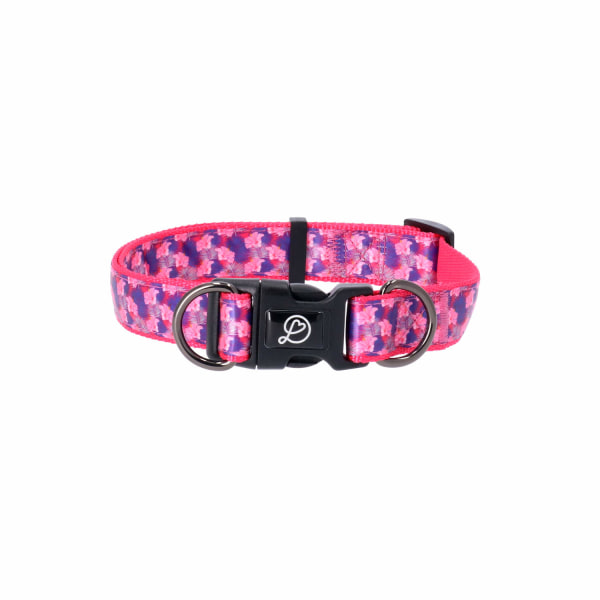 Halsband Aloha- Dogman Pink L