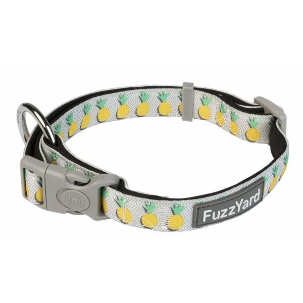 Halsband -Pina Colada- Fuzzyard MultiColor M