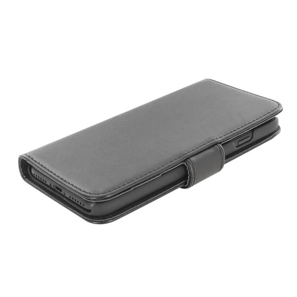 Holdit- iPhone 8 - Plånbok med magnetskal Svart