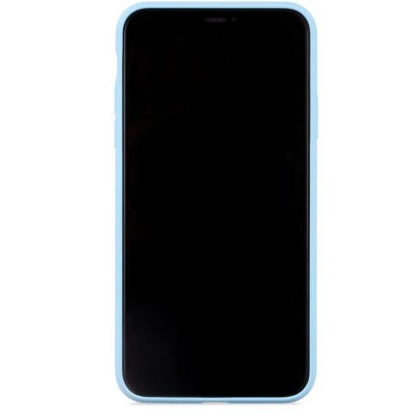 Holdit-  SILIKONSKAL- iPhone 11  Ljusblå