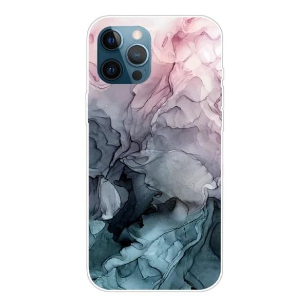 Marmor skal- iPhone 12 / 12 PRO  multifärg