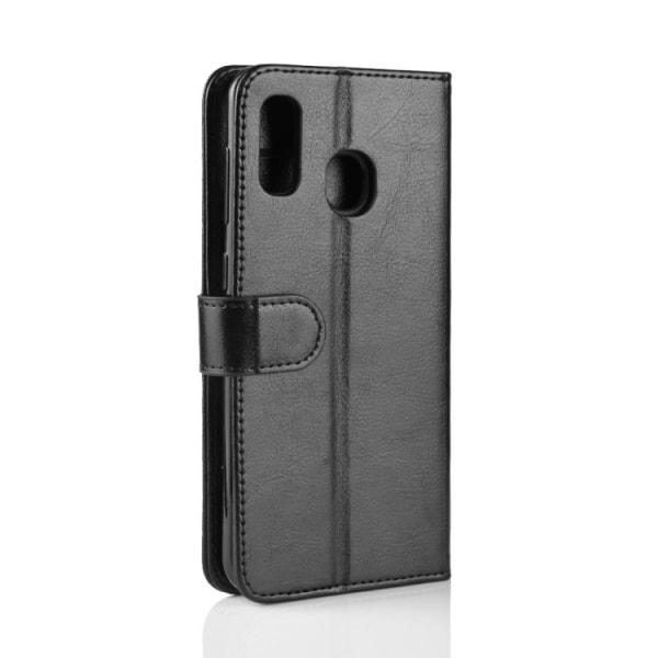 Plånbok för Samsung Galaxy A20E Svart