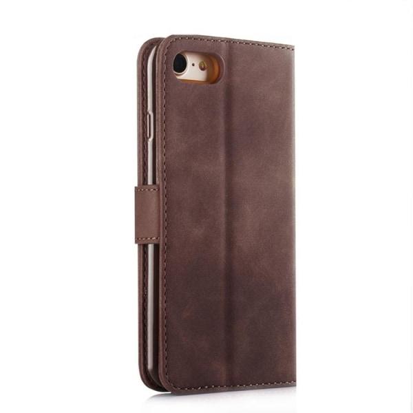 Plånbok till iPhone 7/8/SE 2020 Brun