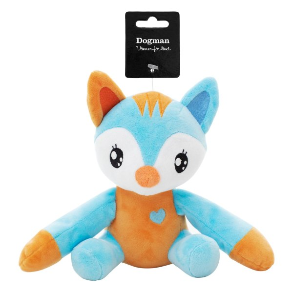 Plysch Kawaii Fox Blå