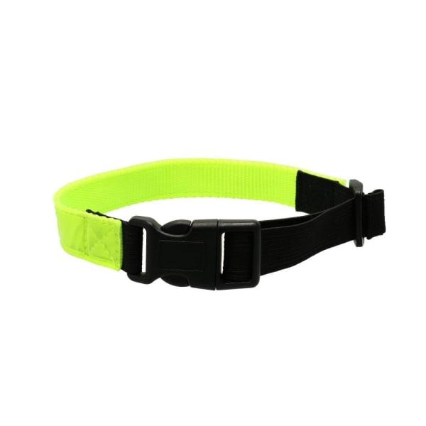 Reflexhalsband- Dogman Black L