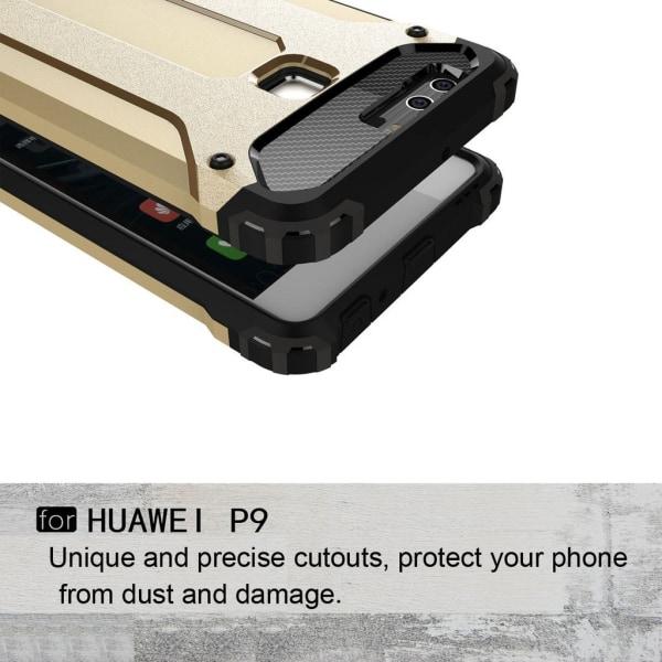 Stöttåligt skal för Huawei P9 Svart