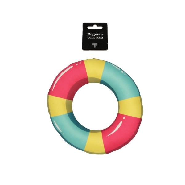 Vattenlek Ring- Dogman multifärg