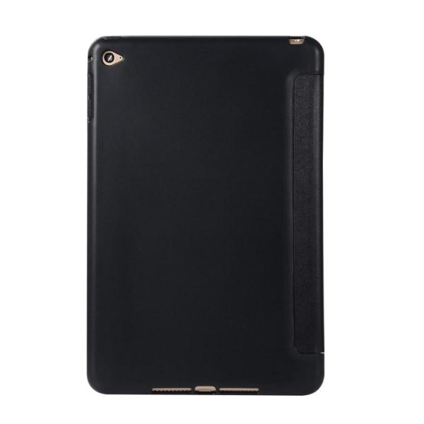 Vikbart fodral med stöd till Apple iPad Mini (2019) Svart