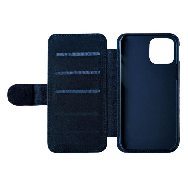 Ajax iPhone 12 / iPhone 12 Pro Plånboksfodral