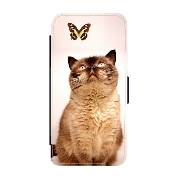 Brittiskt Korthår Katt iPhone 11 Pro Plånboksfodral