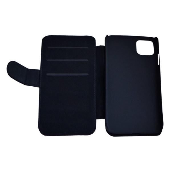Fågel Rödhake iPhone 11 Pro Max Plånboksfodral multifärg one size