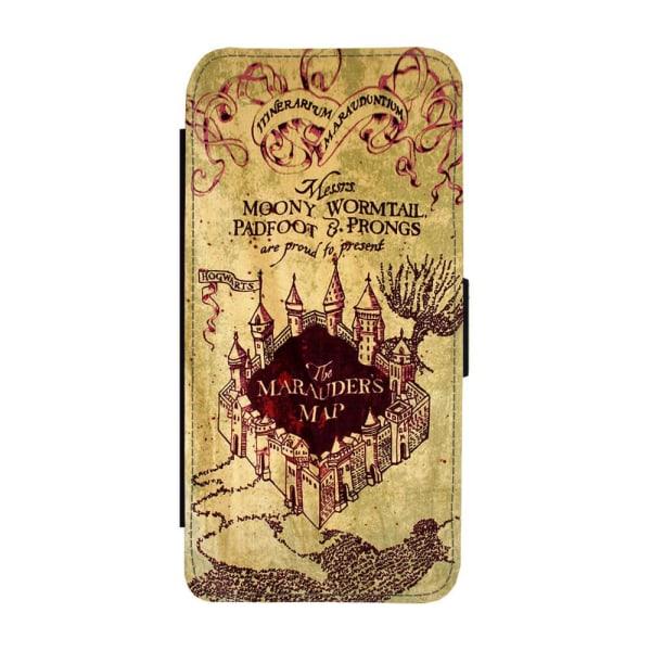 Harry Potter Marauder's Map iPhone 6 / 6S Plånboksfodral