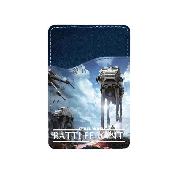 Star Wars Battlefront självhäftande mobiltelefon korthållare multifärg one size