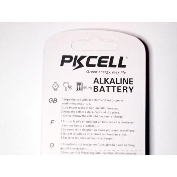 10-pack AG10 LR1130 389 390 LR54 sr1130sw v390 v389 batteri