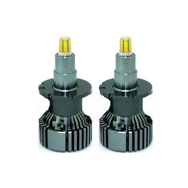 2-pack D2y D2h Led kit t. NBB 225 Alpha extraljus 4200 lumen 40w