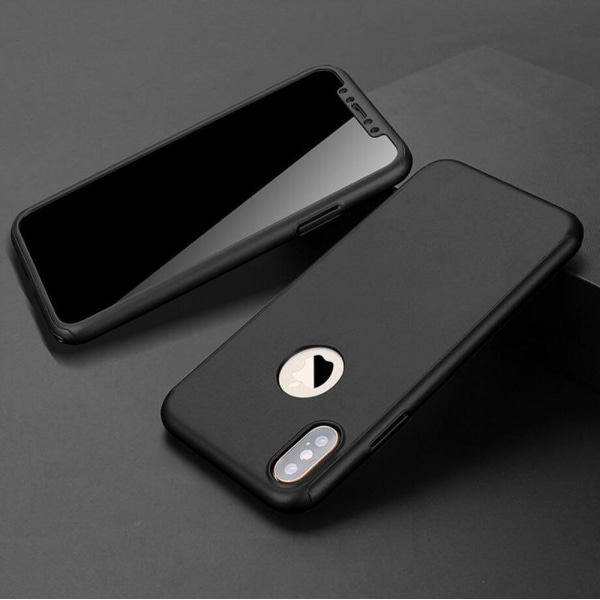 Full Protected Case - iPhone 11 Pro Max Svart