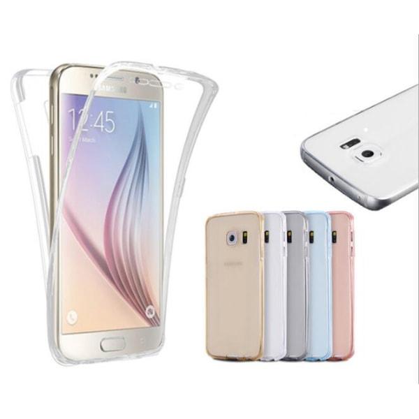 Full Protected TPU case-Galaxy S7 Blå