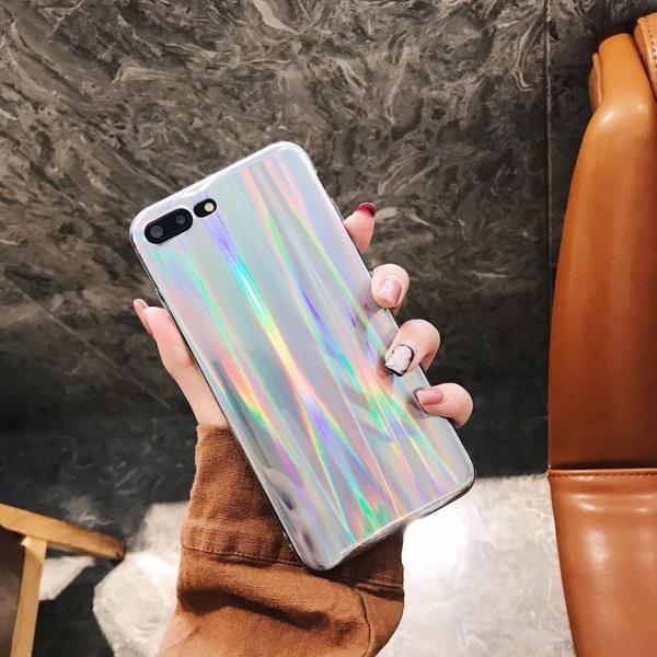 Laser Case - Iphone 7/8+ multifärg