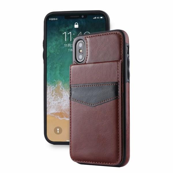 Slot Case - iPhone 6+ Brun