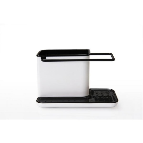 Smidigt förvaringsställ till köket (3 i 1 kitchen) Svart