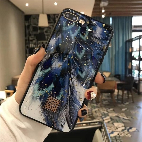 Starry Feather Case iPhone X/XS Max Vit
