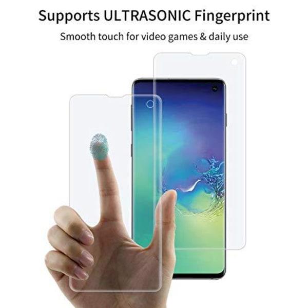 2 st Nano filmfolie för  Samsung S10