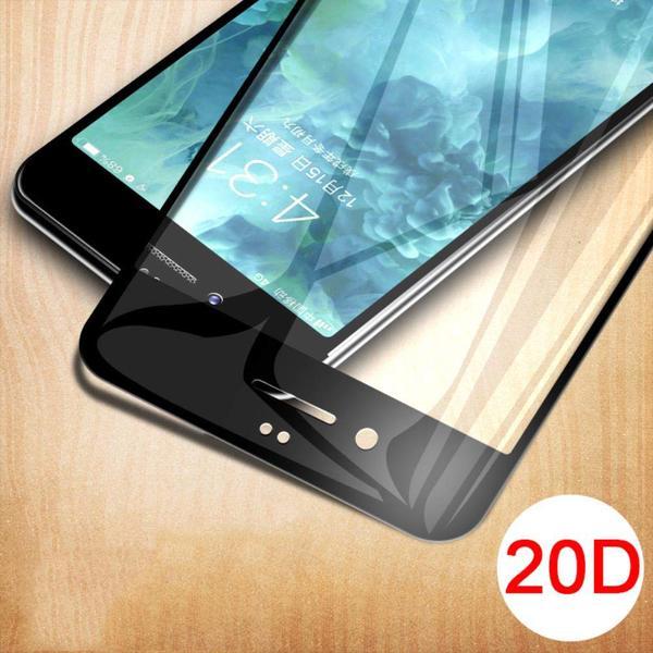 2 st Top kvalitet Heltäckande iphone 7/8 plus|svart