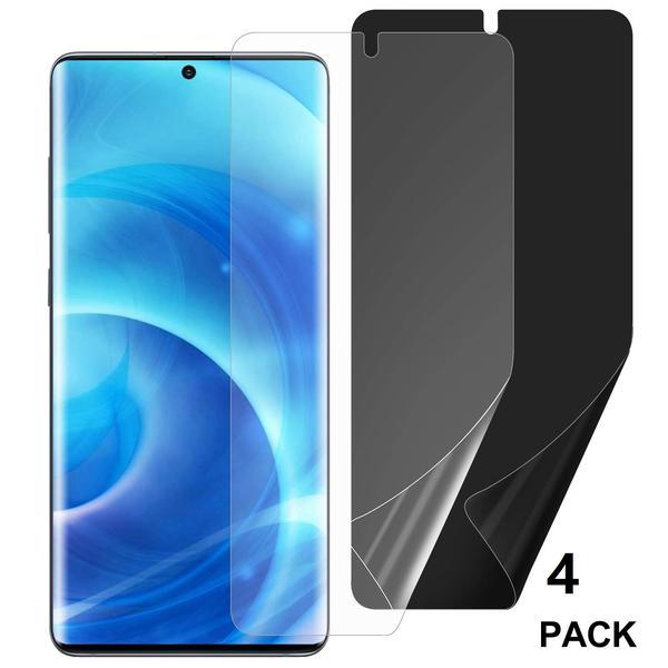 4 st hög kvalitet Nano filmfolie för  Samsung S20