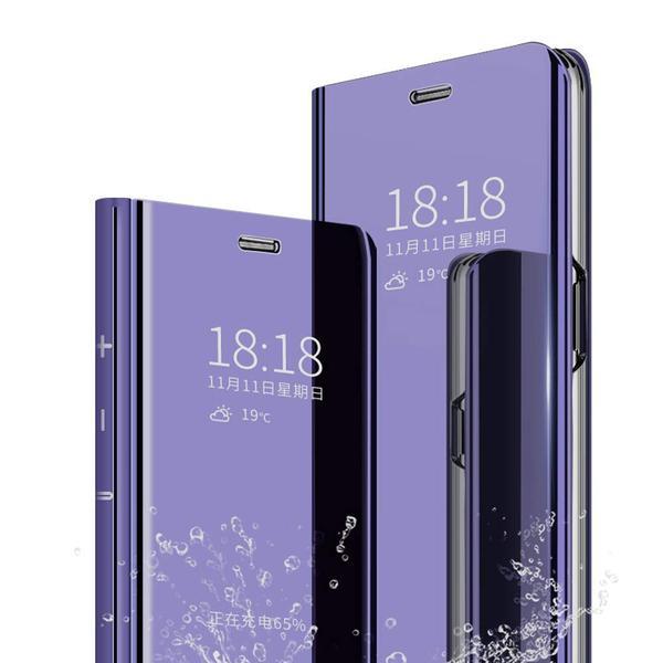 Flipcase för iphone 12 pro max lila lila