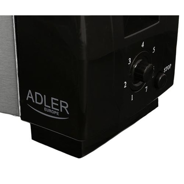 Adler AD 35 Brödrost 2 skivor