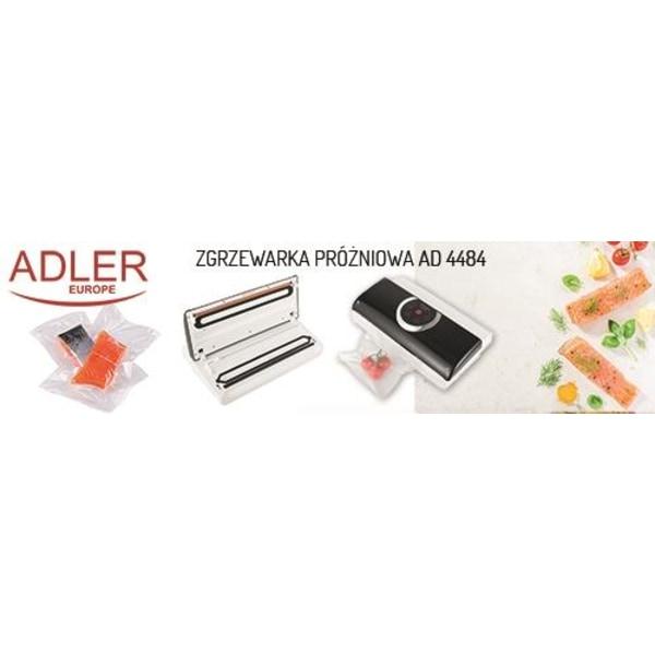 Adler vakuumförpackare, svart