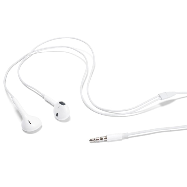 Apple Earpods, headset för iPhone (MD827ZM)