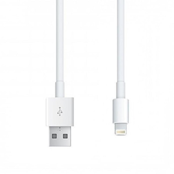 Apple Lightning USB-kabel till iPhone & Ipad, 1 meter (MD818ZM)