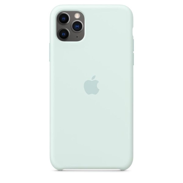 Apple Silicone Case for iPhone 11 Pro Max, Beryl